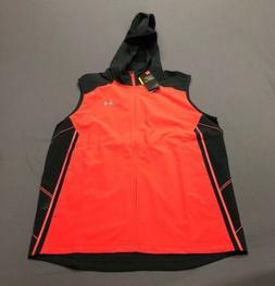 sleeveless storm vortex hooded vest large 1298915