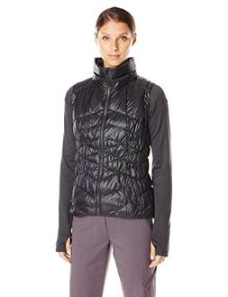 Columbia Sportswear Women's Point Reyes Vest, Black, X-Small