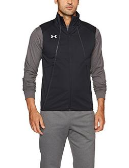 Under Armour Men's Storm ColdGear Reactor Run Vest,Black /Re