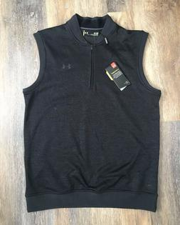 UNDER ARMOUR Storm1 Water Resistant GOLF 1/4 ZIP LOOSE FIT V