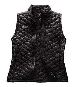 The North Face Women's Thermoball Vest - TNF Black - L