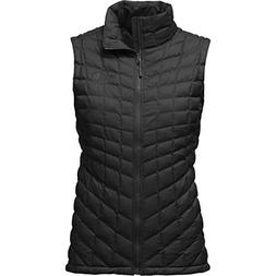 The North Face Women's Thermoball Vest TNF Black Matte - M