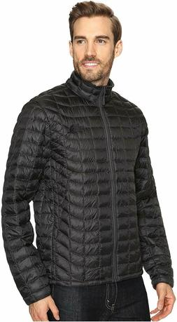 The North Face Men's Thermoball Full Zip Jacket, TNF Black,