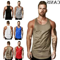 Under Armour Tank Tops For Men Muscle Sleeveless Bodybuildin