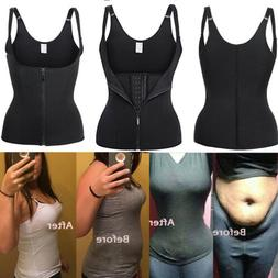 US Women Waist Trainer Corset For Weight Loss Neoprene Body