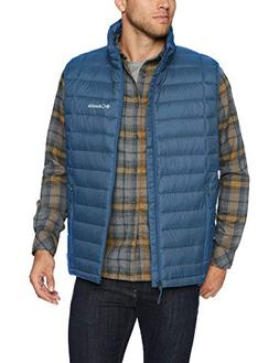 Columbia Men's Voodoo Falls 590 TurboDown Vest, Dark Mountai