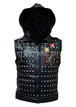 Watch Dogs 2 Wrench Dedsec Vest for Men with Removable Hood