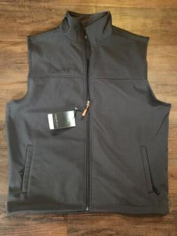 Water Wind Resistant Uptown Vest Large Gray Fossa Apparel ST