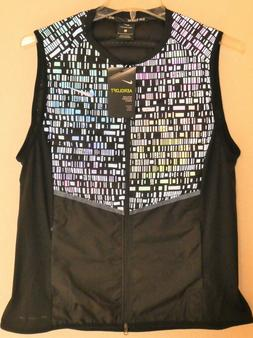 Nike Wom Aeroloft Flash Vest LG Black