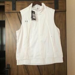 Under Armour Woman's 3G Reactor Run Vest Sz XL $149.99-NWT