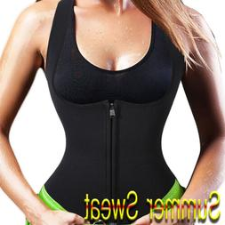 Women Fitness vest for weight loss waist trainer body shaper