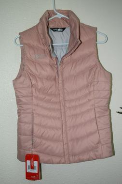 The North Face Women's Aconcagua Vest II size SMALL GOOSE DO