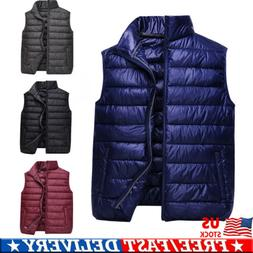 Women's Down Jacket Vest Sleeveless Packable Winter Outwear