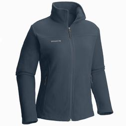 women s fleece falls ii full zip