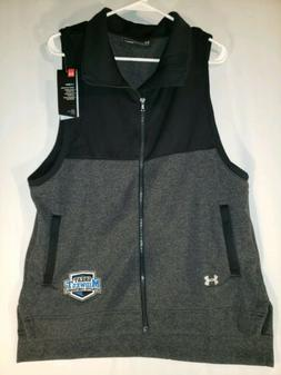 Under Armour Women's Large Athletic Vest Cold Gear Loose Fit