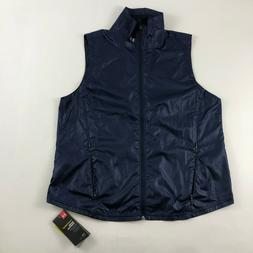 Under Armour Women's Storm 1 Layered Up Run Vest Fitted Blue