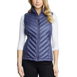 32 Degrees Womens Packable Vest Ladies Lightweight Quilted S