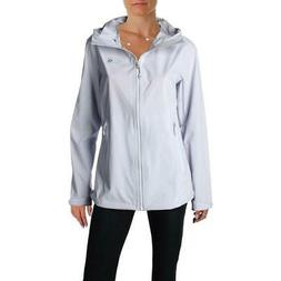 Mountain Hardwear Womens Stretch Ozonic Purple Raincoat Oute