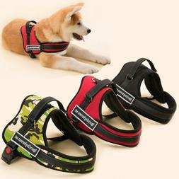 Working Dog Vest Service TRAINING Dog Harness Heavy Duty For